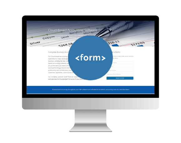 how to add a web form