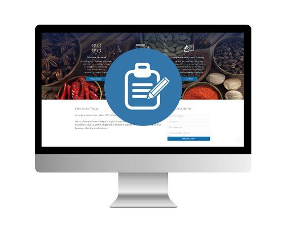 get a new html or wordpress website