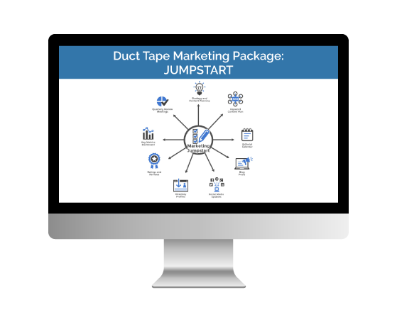 duct tape marketing jumpstart package